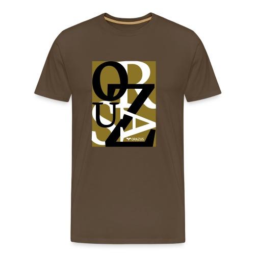 OR azus - T-shirt Premium Homme