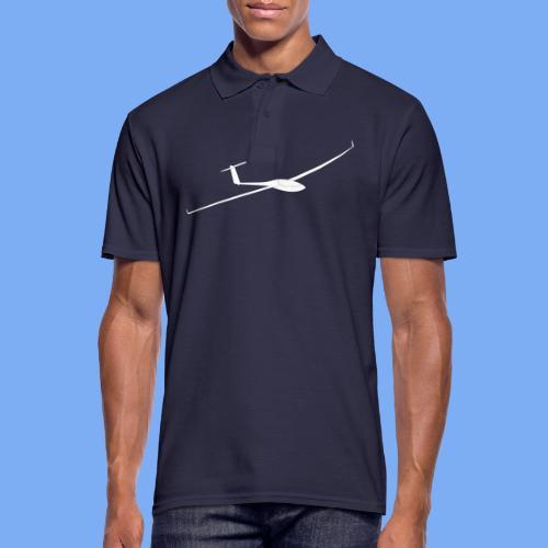 Segelflugzeug Pilot Segelflieger Geschenk GP 14 Velo T-Shirt - Men's Polo Shirt