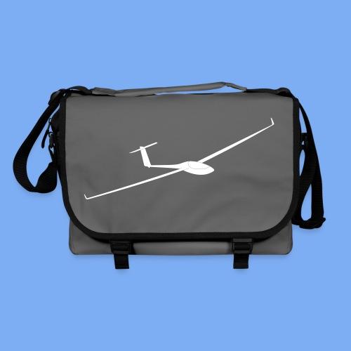 Segelflugzeug Pilot Segelflieger Geschenk GP 14 Velo T-Shirt - Shoulder Bag