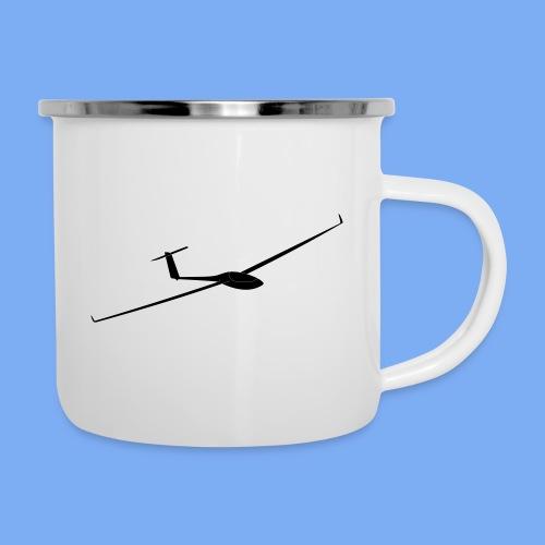 Segelflugzeug Pilot Segelflieger Geschenk GP 14 Velo T-Shirt - Camper Mug