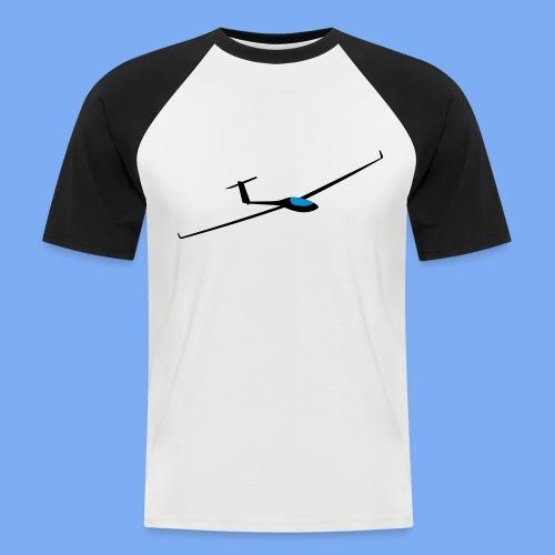 Segelflugzeug Pilot Segelflieger Geschenk GP 14 Velo T-Shirt - Men's Baseball T-Shirt