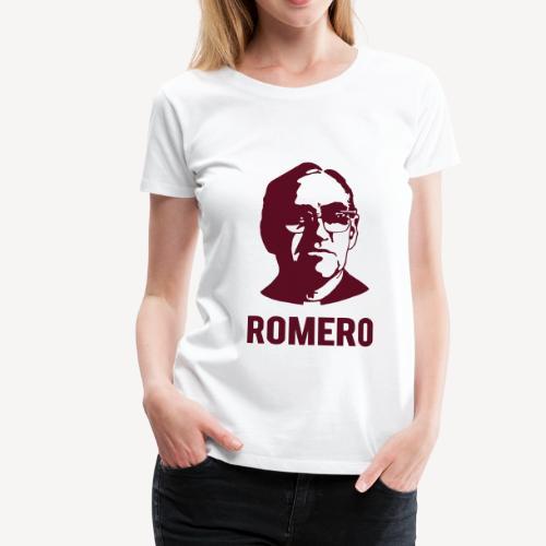 ROMERO - Women's Premium T-Shirt