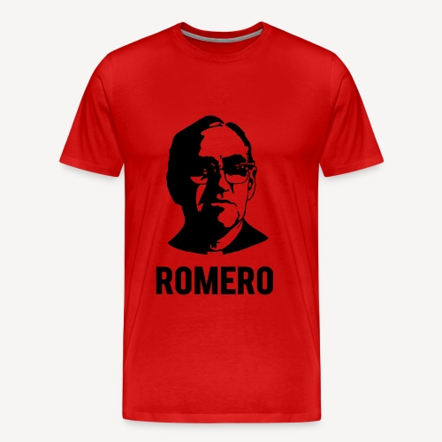 ROMERO - Men's Premium T-Shirt