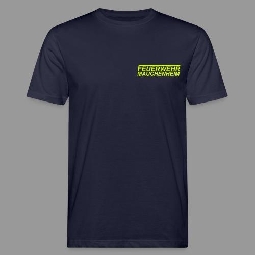 Feuerwehr Mauchenheim - Männer Bio-T-Shirt