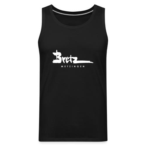 Bretz Shirt 1 - Männer Premium Tank Top