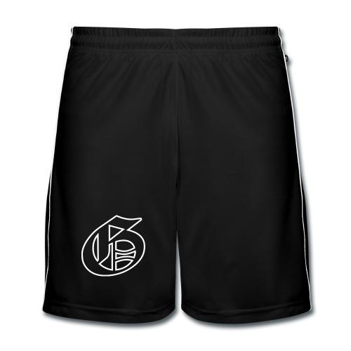 Miesten jalkapalloshortsit - Geemedia verkkokauppa tuote paita lippis muki Gee Gamblers Geemediasports Gamblersmedia