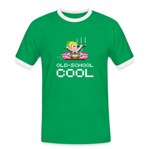 Old-School Cool - T-shirt contrasté Homme