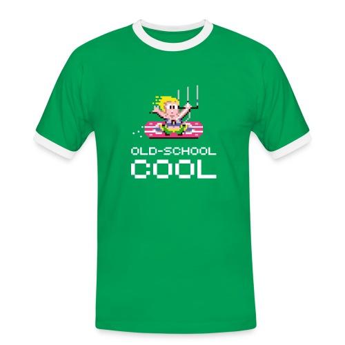 Old-School Cool - T-shirt contrasté Homme