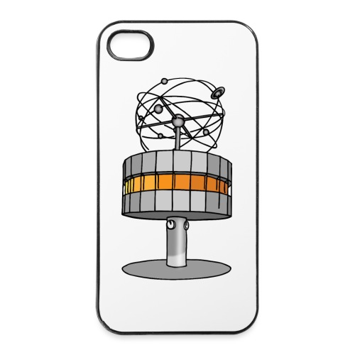 Weltzeituhr in Berlin - iPhone 4/4s Hard Case