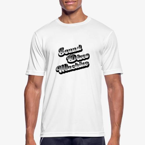 Maglietta da uomo traspirante