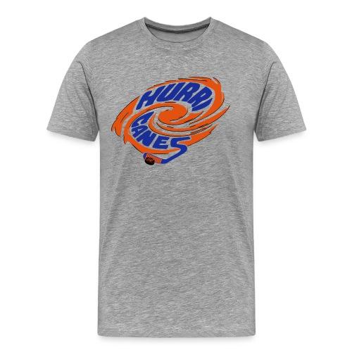 T-Shirt mit Oldschoollogo - Männer Premium T-Shirt