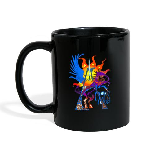 Angels mug RH drinkers - Full Colour Mug
