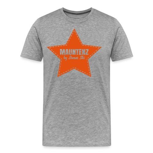 Mauntenz by Sweet Ski T-Shirt - Männer Premium T-Shirt