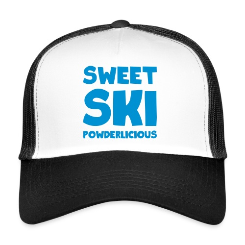 Sweet Ski Powderlicious Cap - Trucker Cap