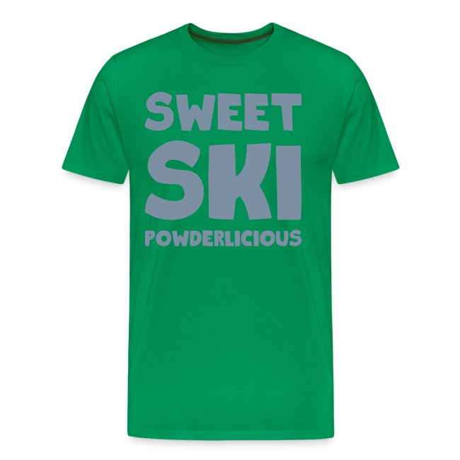 Sweet Ski Powderlicious T-Shirt