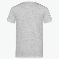 T-shirt un papa barbu c'est carrément plus cool gris chiné par Tshirt Family