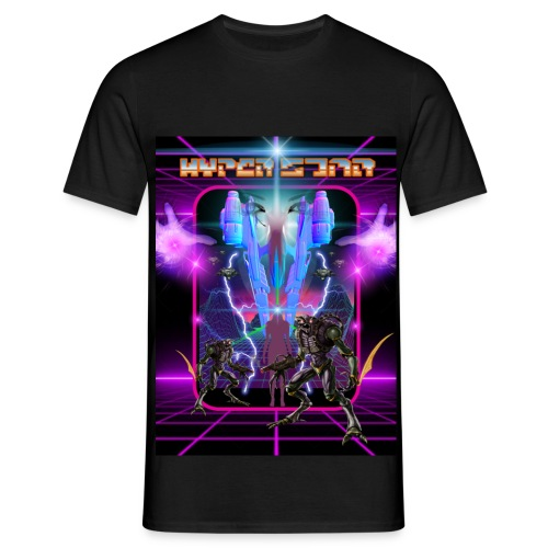 Boys 'Hyper Star' - Men's T-Shirt