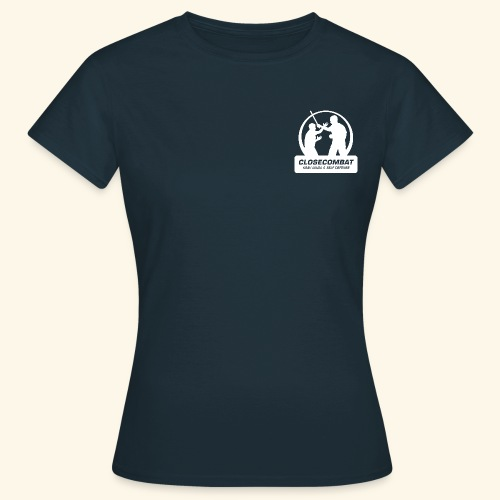 TEENCOMBAT W gross - Frauen T-Shirt