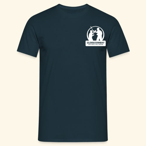 TEENCOMBAT H gross - Männer T-Shirt