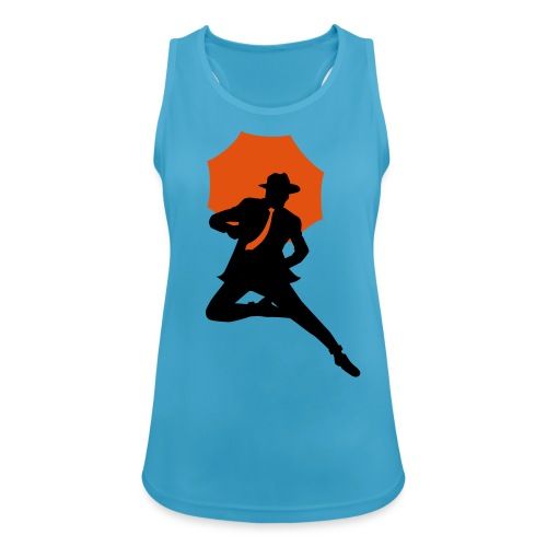 womann's tshirt - Women's Breathable Tank Top