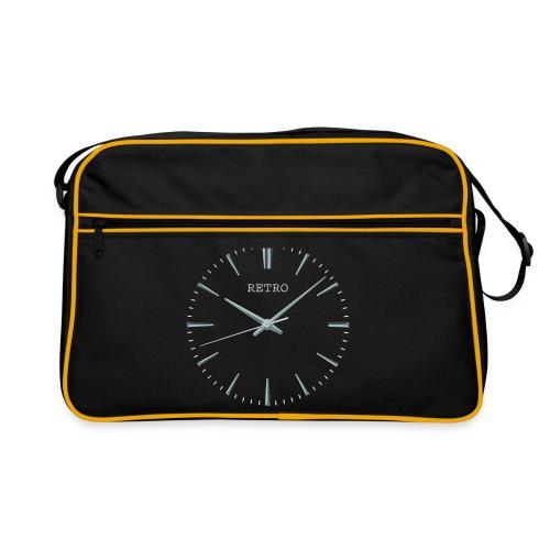 Retro watch on retro bag - Retro Bag