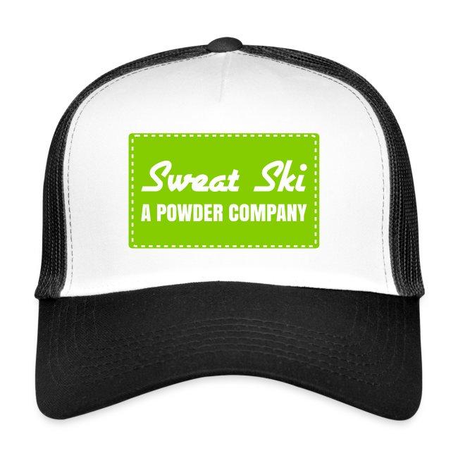 Sweet Ski - A Powder Company Cap