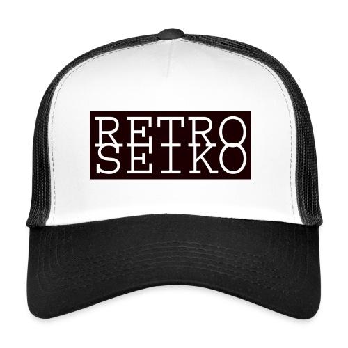 Retroseiko cap - Trucker Cap