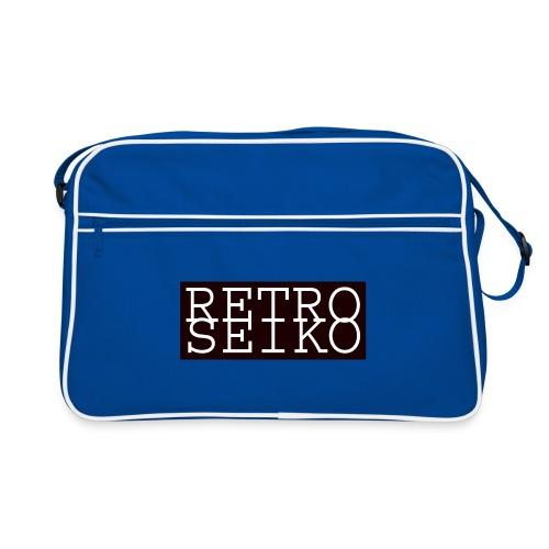 White Retroseiko mug - Retro Bag
