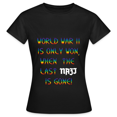 WORLD WAR II - Women's T-Shirt