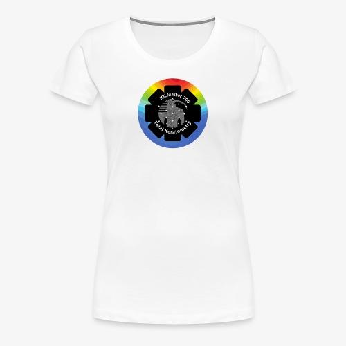 IOLMaster TK-Release T-Shirt Frauen Weiß - Frauen Premium T-Shirt