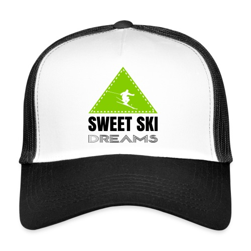 Sweet Ski Dreams Cap - Trucker Cap