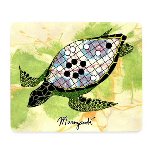 The Tortoise Shell - Mousepad - Mouse Pad (horizontal)