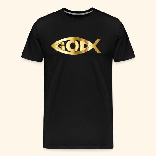 T-shirt prestige GOD - Homme - T-shirt Premium Homme