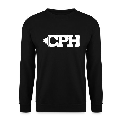 CPH Can, Uni, Black - Herre sweater