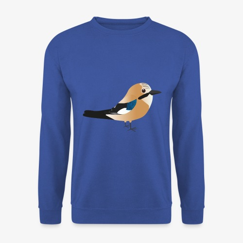 Schattige Vlaamse gaai sweater - Mannen sweater