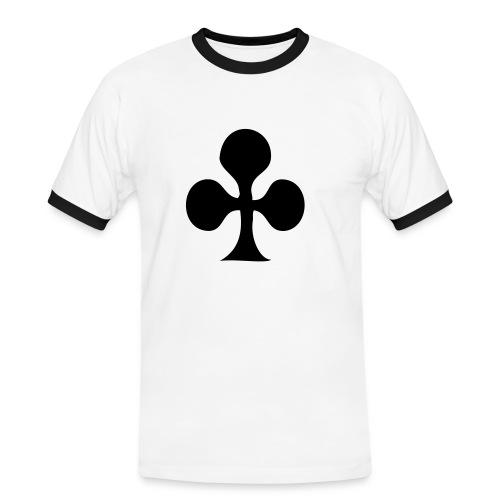 Poker - Men's Ringer Shirt