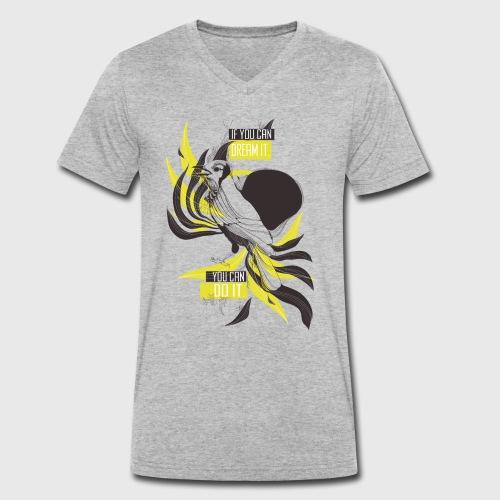 If you can Dream it - You can Do it - Männer Bio-T-Shirt mit V-Ausschnitt von Stanley & Stella