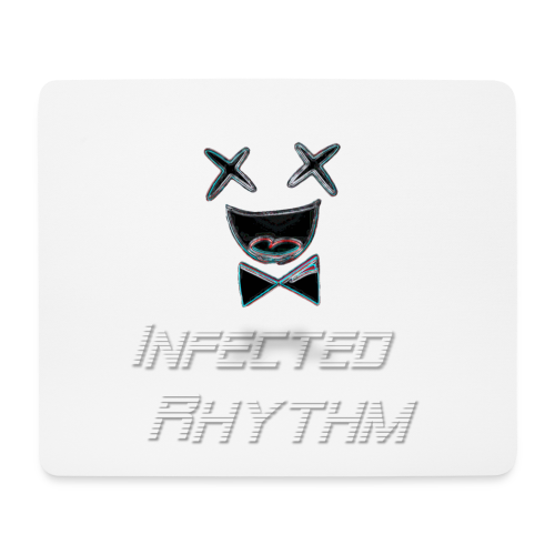 Infected Rhythm Smiles Mousepad - Mousepad (Querformat)