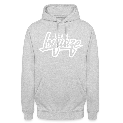Team Loquaze Hoodie (Unisex) grau - Unisex Hoodie