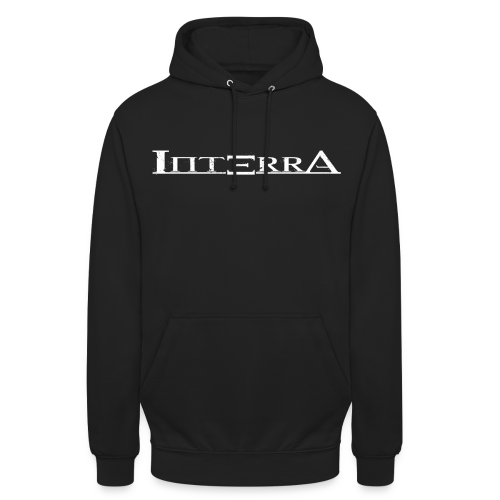 Pullover - Front Name , Back Logo - Unisex Hoodie