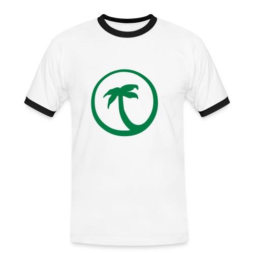 Mens Slip Contrast Tee - Männer Kontrast-T-Shirt