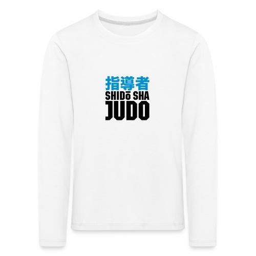 ShidōSha Longshirt - Kinder Premium Langarmshirt