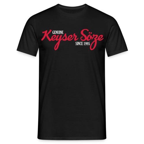 Keyser Söze Logo - Männer T-Shirt