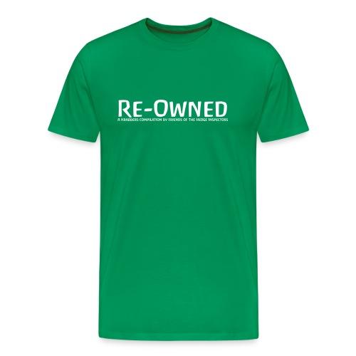 Re-Owned - Men's Premium T-Shirt