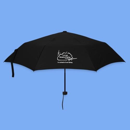 Segelflugzeug Pilot Segelflieger Geschenk  T-Shirt - Umbrella (small)