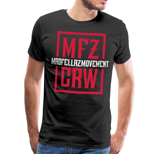 MFZ-CRW Shirt - Männer Premium T-Shirt