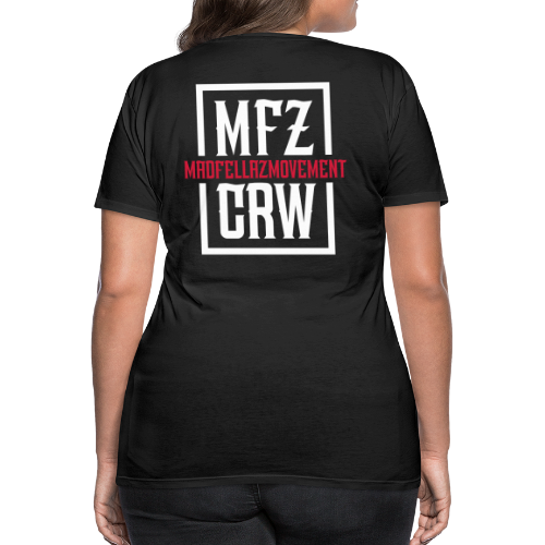 MFZ-CRW Shirt  - Frauen Premium T-Shirt