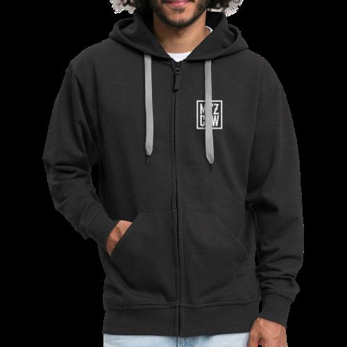 MFZ-CRW Hoodie - Männer Premium Kapuzenjacke