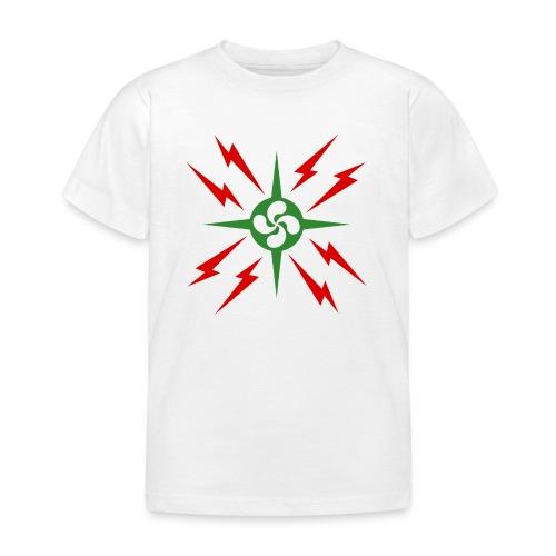 Croix du pays Basque - T-shirt Enfant