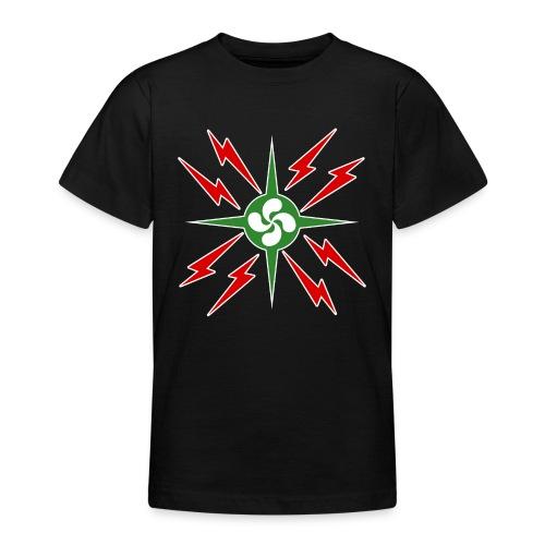 Croix du pays Basque - T-shirt Ado
